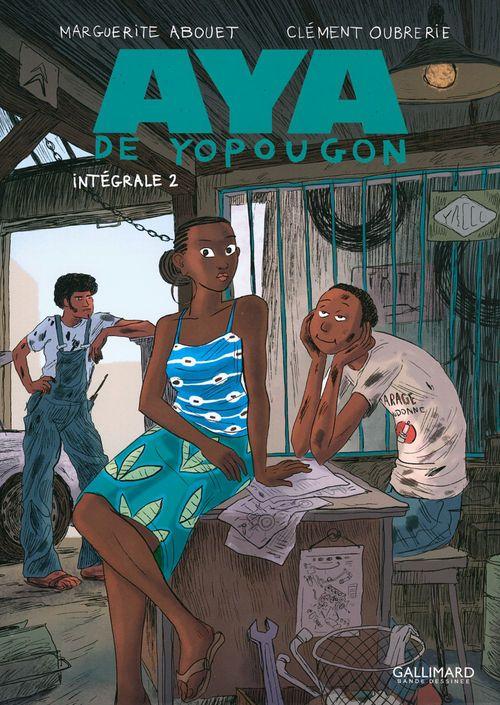 Aya de Yopougon ; INTEGRALE VOL.2 ; T.4 A T.6