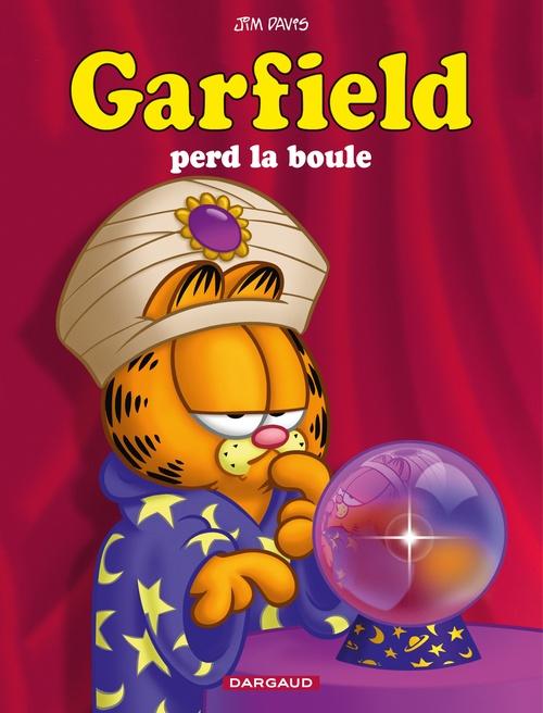 Garfield T.61 ; Garfield perd la boule