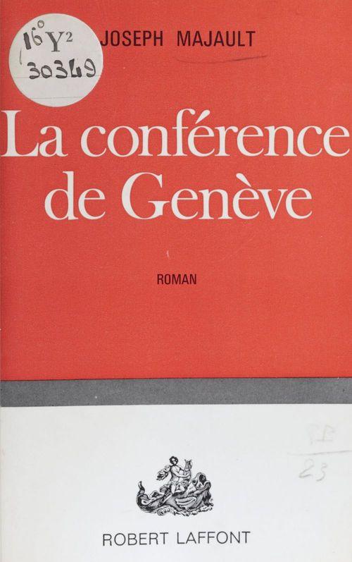 La conférence de Genève