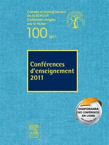 Conférences d'enseignement (édition 2011)