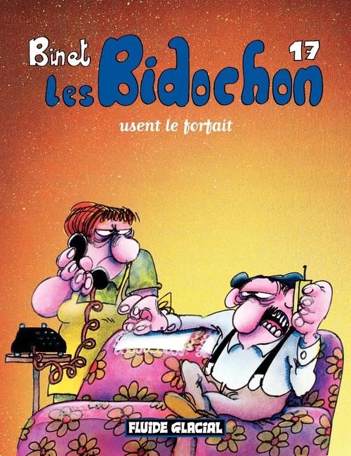 Les Bidochon (Tome 17) - Usent le forfait