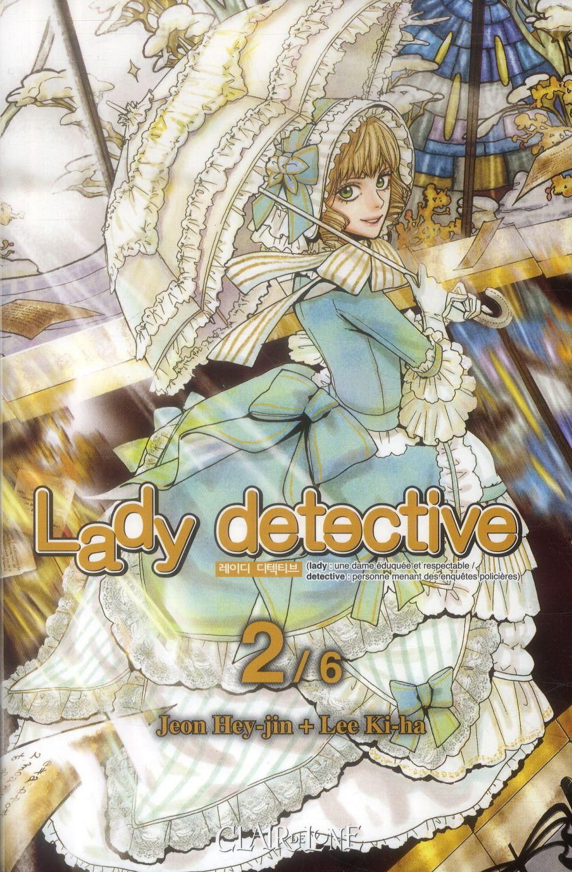 Lady detective t.2
