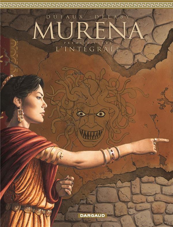 Murena ; INTEGRALE VOL.1 ; T.1 A T.4 ; premier cycle