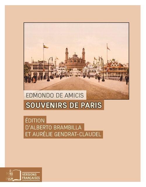 Souvenirs de Paris ; l'exposition universelle de 1878