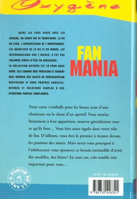 Fan mania