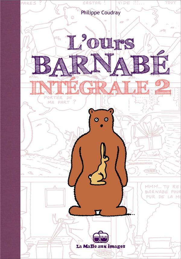 L'ours Barnabé ; INTEGRALE VOL.2