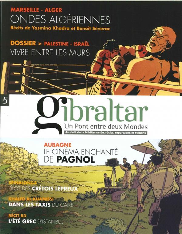 GIBRALTAR N.5  -  LETTRES ET IMAGES DE TERRE SAINTE COLLECTIF