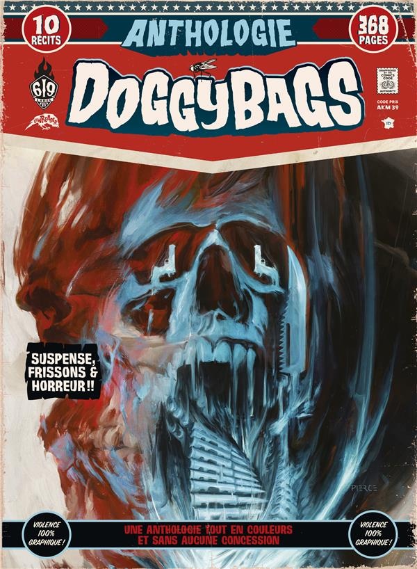 ANTHOLOGIE DOGGYBAGS COLLECTIF 619