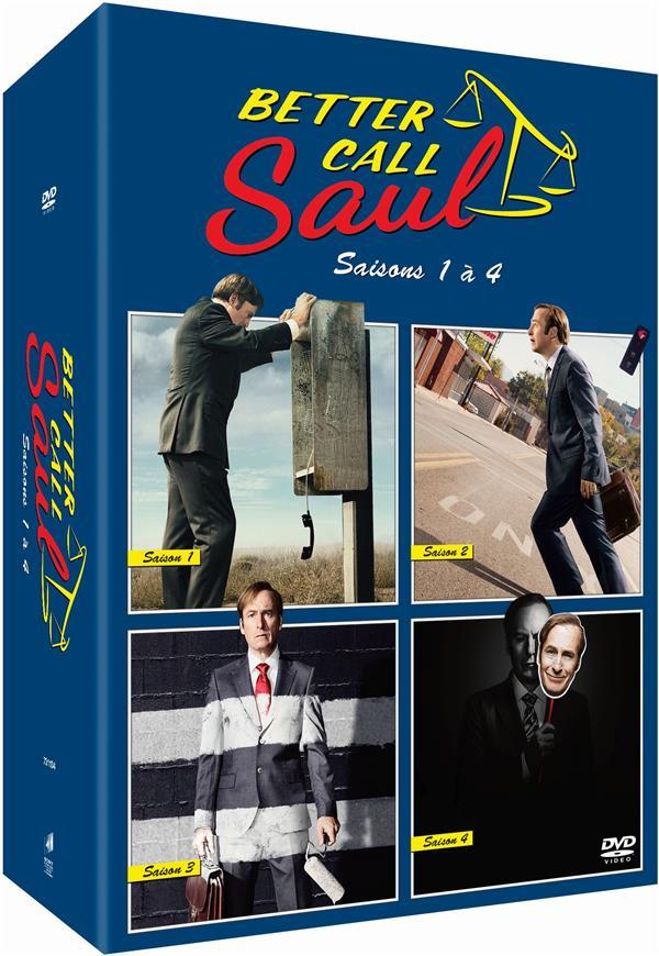 Better Call Saul - Saisons 1 à 4