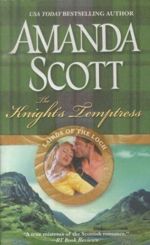 The knight's temptress - lairds of the loch book 2