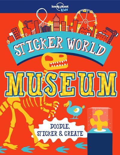 Sticker world ; museum (édition 2018)