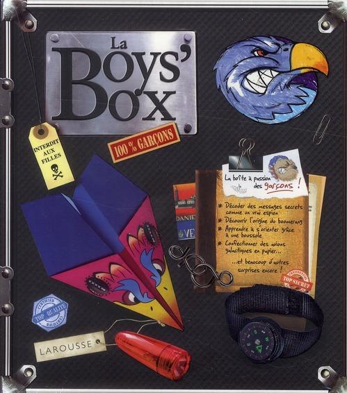 La Boy'S Box ; La Boite A Passion Des Garcons