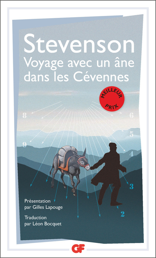 Voyage avec un âne dans les Cévennes