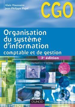 Organisation Du Systeme D'Information Comptable Et De Gestion - 3eme Edition - Manuel