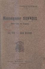 Monseigneur Sonnois, archevêque de Cambrai