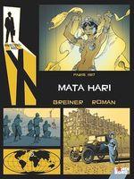 Vente Livre Numérique : Rendez-vous avec X - Mata Hari  - Olivier Roman - Olivier Vatine - Patrick Pesnot