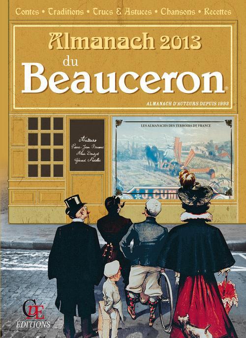 Almanach du beauceron 2013