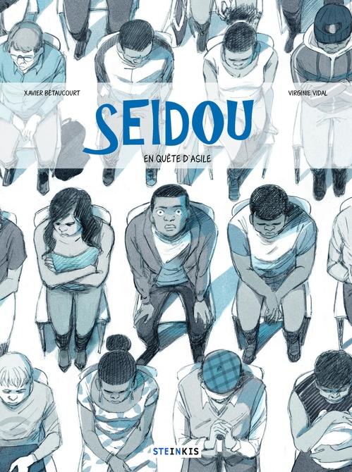 Seidou ; en quête d'asile