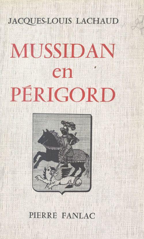 Mussidan en Périgord