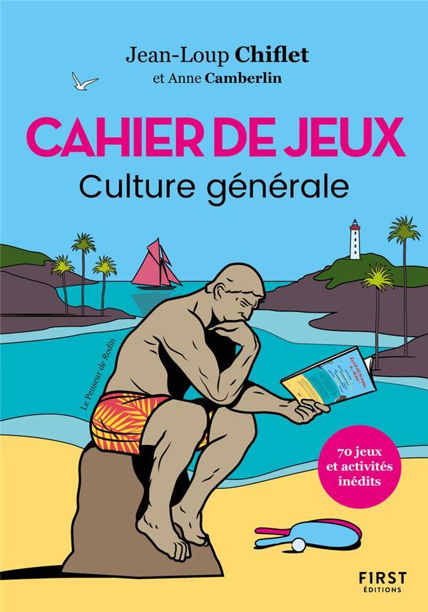 Cahier de jeux : culture générale
