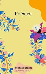 Vente Livre Numérique : Poésies  - Montesquieu