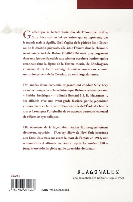 Odilon Redon et le messie féminin