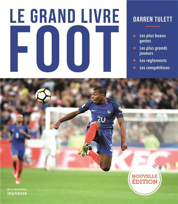 TULETT, DARREN - LE GRAND LIVRE FOOT