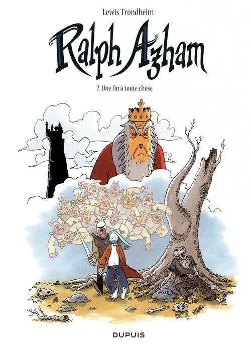 Ralph Azham T.7 ; une fin à toute chose
