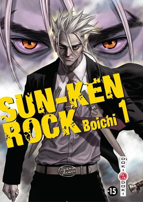 Sun-Ken Rock T.1