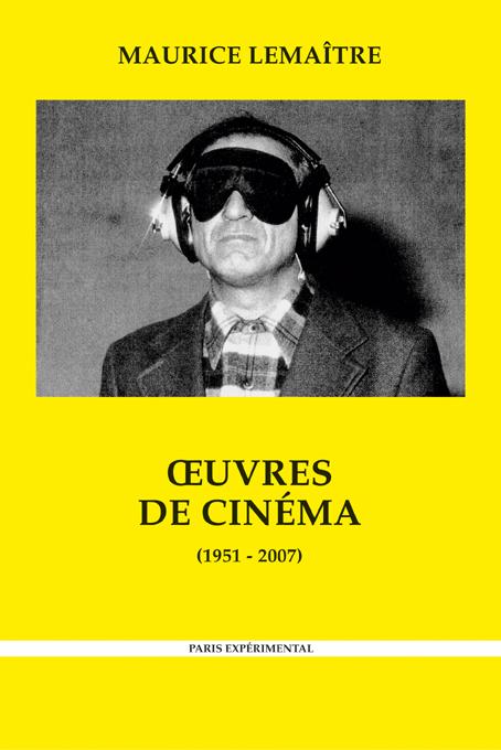 Oeuvres de cinéma (1951-2007)