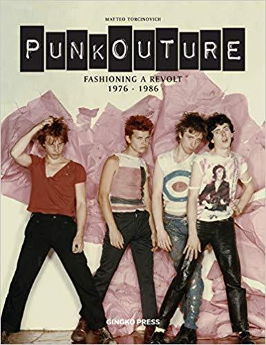Punkouture - fashioning a riot.
