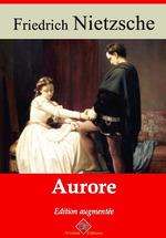 Vente Livre Numérique : Aurore - suivi d'annexes  - Friedrich Nietzsche