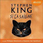 Vente AudioBook : Si ça saigne  - Stephen King