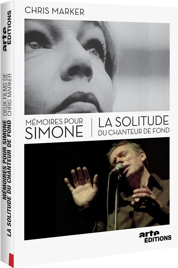 Mémoires pour Simone + La solitude du chanteur de fond