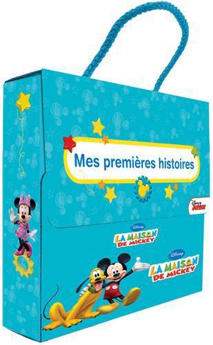 Valisette La Maison De Mickey ; Mes Premieres Histoires