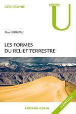 Vente Livre Numérique : Les formes du relief terrestre  - Max Derruau