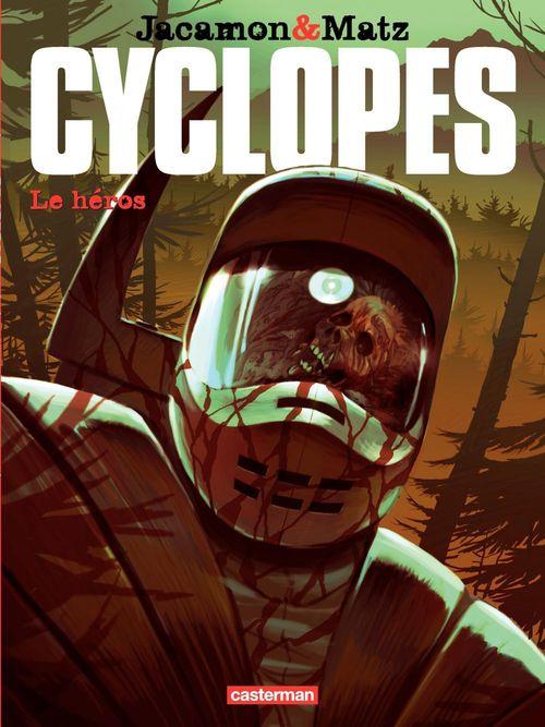 Vente EBooks : Cyclopes (Tome 2) - Le Héros  - Matz