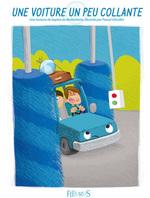 Vente EBooks : Une voiture un peu collante  - Sophie de Mullenheim