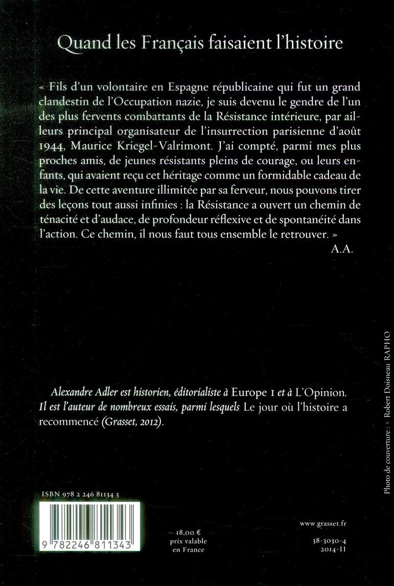 Quand les français faisaient l'histoire
