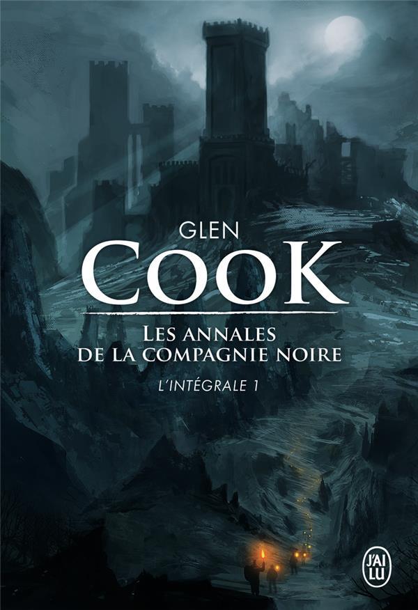 LES ANNALES DE LA COMPAGNIE NOIRE  -  INTEGRALE VOL.1  -  T.1 A T.3  -  LES LIVRES DU NORD Cook Glen