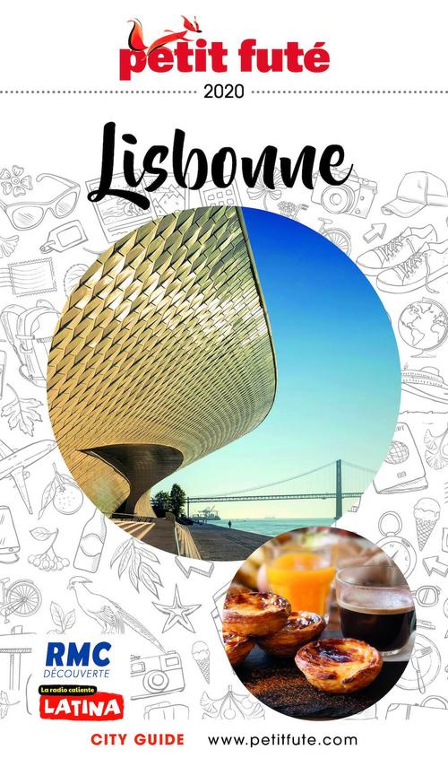 GUIDE PETIT FUTE ; CITY GUIDE ; Lisbonne (édition 2020)