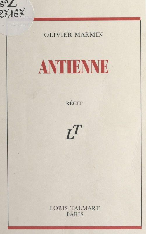 Antienne