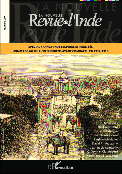 Vente EBooks : Spécial France-Inde : espoirs et réalité  - David Annoussamy  - Jean-Marie Lafont  - Claude Arpi  - François Lafargue  - Raghunath Manet  - C. Devin  - Kireet Joshi  - Jean Regis