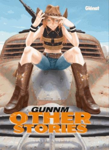 Gunnm ; Other Stories