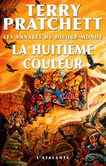 Vente Livre Numérique : La Huitième Couleur  - Terry Pratchett
