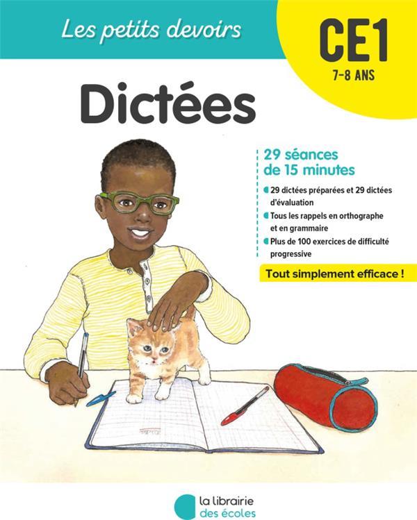 les petits devoirs ; dictées ; CE1