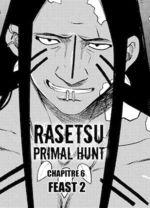Vente Livre Numérique : RASETSU : Primal Hunt Chapitre 6  - Eudetenis