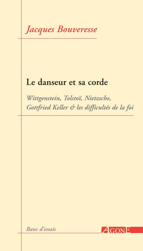 Le danseur et sa corde