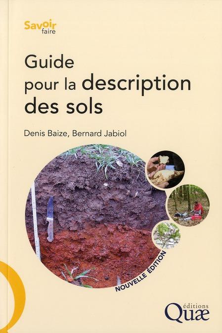 Guide Pour La Description Des Sols