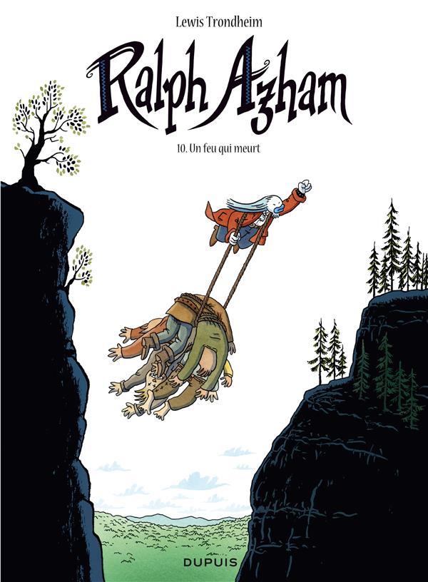Ralph Azham T.10 ; un feu qui meurt